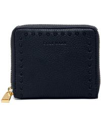Cole Haan - Ivy Pic-stitch Collection Small Wallet - Lyst