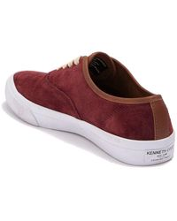 Kenneth Cole Reaction Toor Sneaker - Red