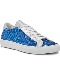 South Parade - Glitter Detail Sneaker - Lyst