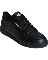 adidas Continental 80 Sneaker - Black