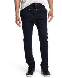 Zanerobe Sureshot Pull-on Chino Pants - Blue