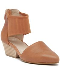 Eileen Fisher - Fame Leather Pump - Lyst