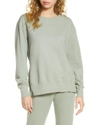 Project Social T Anything Goes Sweatshirt - Green