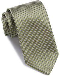 Robert Talbott - Striped Silk Tie - Lyst