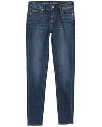 Articles of Society Sarah Skinny Jeans - Blue