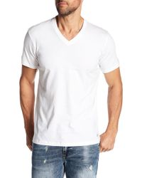 CALVIN KLEIN 205W39NYC - V-neck Tee - Pack Of 3 - Lyst