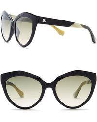 Balenciaga - Women's 56mm Cat Eye Sunglasses - Lyst