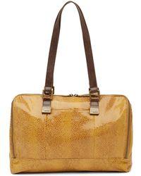 Hobo - Madelyn Leather Shoulder Bag - Lyst
