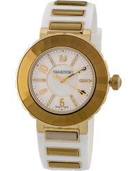 Swarovski - Women's New Octea Swiss Quartz Watch - Lyst