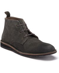 Andrew Marc Dorchester Leather Chukka Boot