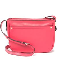 Cole Haan Tali Leather Crossbody Bag - Pink