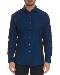 Robert Graham - Glenoaks Long Sleeve Classic Fit Shirt - Lyst