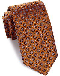 Robert Talbott - Neat Silk Tie - Lyst