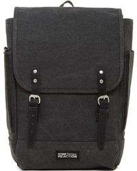 Kenneth Cole | The Day It Used To Be Canvas Rucksack | Lyst