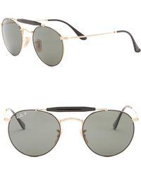 Ray-Ban - 50mm Phantos Polarized Sunglasses - Lyst