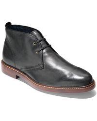 Cole Haan Tyler Chukka Boot - Black