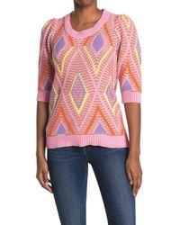 Cecilie Copenhagen Selma Sweater - Pink