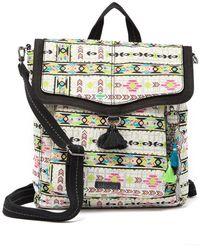 The Sak Artist Circle Tassel Backpack - Multicolour