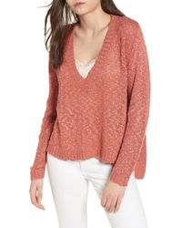 Somedays Lovin - Fading Light Split Hem Sweater - Lyst