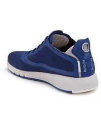 Geox Aerantis 7 Lace-up Sneaker - Blue
