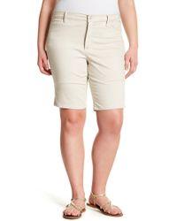 NYDJ - Christy Shorts (plus Size) - Lyst