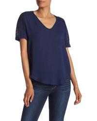 Heartloom - Lola Short Sleeve T-shirt - Lyst