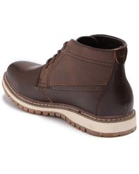 Hawke & Co. Fairweather Lace-up Boot - Brown