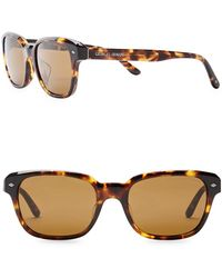 Giorgio Armani - Men's Wayfarer 53mm Acetate Frame Sunglasses - Lyst
