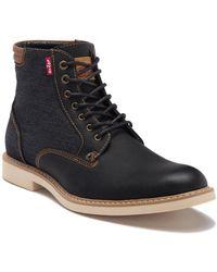 Levi's - Windham Denim Boot - Lyst