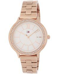 Tommy Hilfiger - Women's Candice Bracelet Watch, 34mm - Lyst