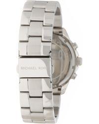 MICHAEL Michael Kors - Women's Bradshaw Gold Stainless Steel Watch - Lyst