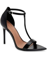 BCBGMAXAZRIA Danielle Dress Sandals - Black