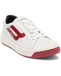Bally New Competition Leather Sneaker - Multicolor