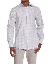 MICHAEL Michael Kors Check Print Regular Fit Shirt - Multicolor