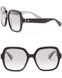2cd7e52309 Lyst - Kate Spade Women s Katelee s 54mm Sunglasses