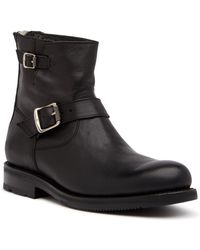 Frye - Brayden Engineer Boot - Lyst