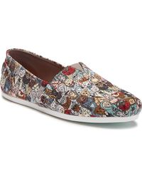 Skechers - Bobs Plush Band Of Characters Slip-on Sneaker - Lyst