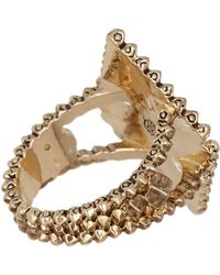 House of Harlow 1960 - Central Highlands Pyramid Ring - Size 8 - Lyst