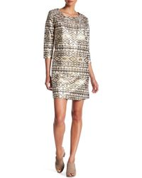 Thacker NYC - Marion Back Zip Dress - Lyst