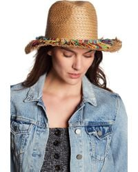 Roffe Accessories - Yarn Fringe Hat - Lyst
