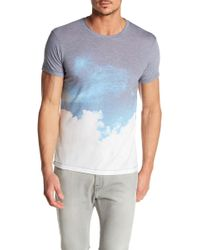 Sol Angeles - Cielo Cloud Crew Neck Graphic Tee - Lyst