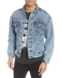 Barking Irons - Classic Fit Denim Jacket - Lyst