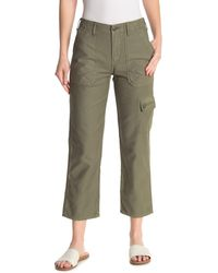 FRAME Service Cargo Pants - Green