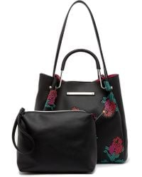 Betsey Johnson - Rose Studded Tote - Lyst