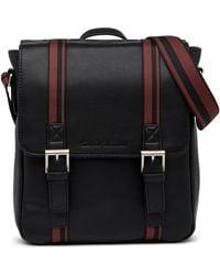 Ben Sherman | Kingsway Single Compartment Tablet Crossbody Bag | Lyst