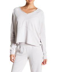 Nanette Lepore - V-neck Pullover Sweater - Lyst