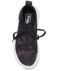 Pajar Exo Lite Topper Sneaker - Black