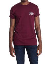 Dark Seas Broadcast T-shirt - Purple