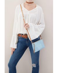 Hobo - Darcy Convertible Leather Crossbody Bag - Lyst