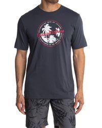 Travis Mathew Hand Me A Pint T-shirt - Blue